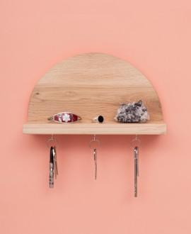 Półka-wieszak na klucze MOON